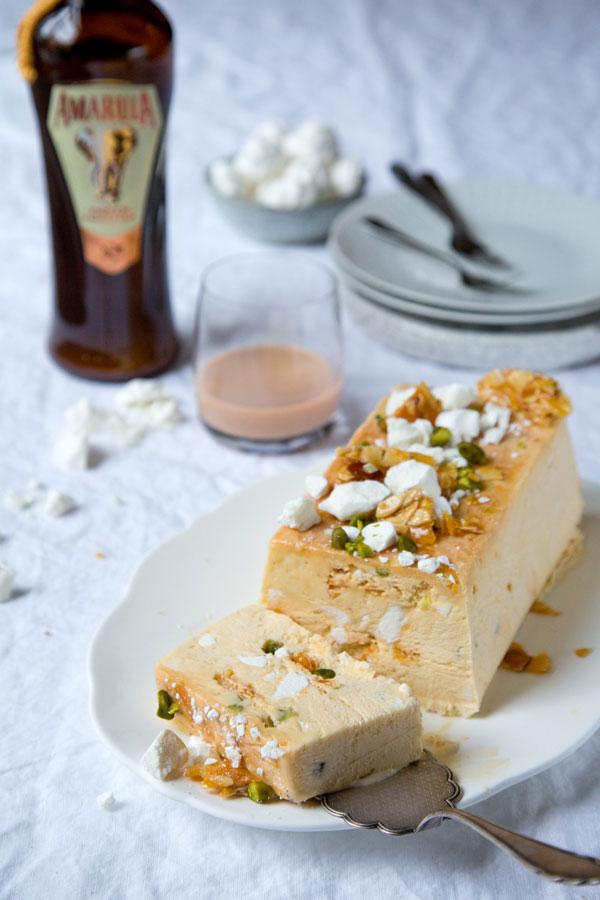Zwischen Kuchen Eis Und Hochgenuss Amarula Semifreddo Mit